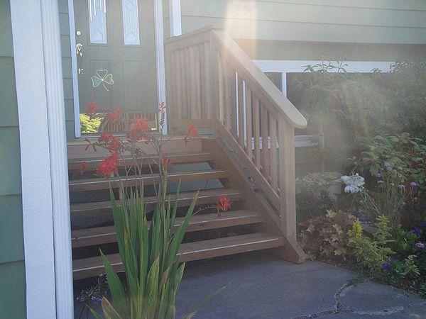 EHR Edmonds Decks & Porch