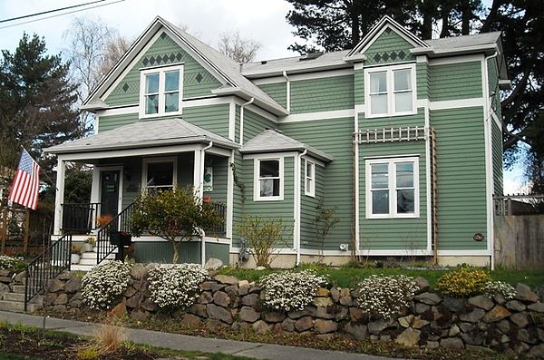 Ballard Victorian Farmhouse