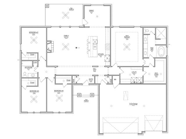 Averie Floor Plan