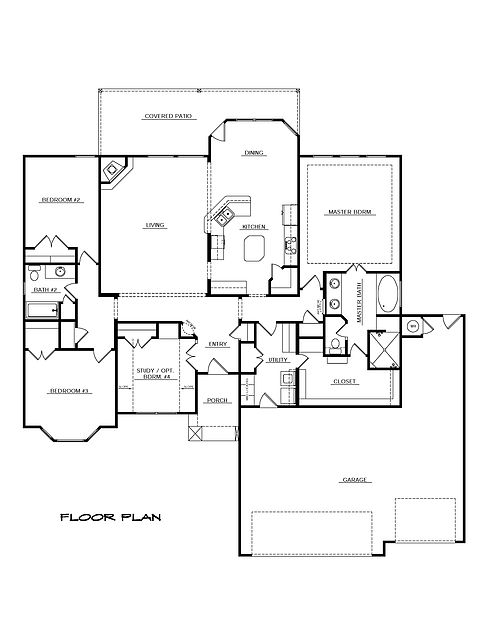 Yukon Floor Plan